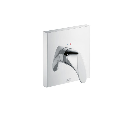 AXOR Starck Organic Single Lever Shower Mixer for concealed installation by AXOR | Shower taps / mixers