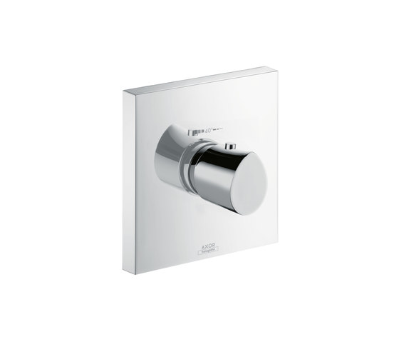 AXOR Starck Organic Thermostatic Mixer for concealed installation by AXOR | Shower taps / mixers