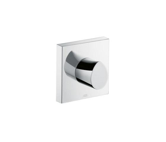 AXOR Starck Organic Set esterno rubinetto arresto ad incasso di AXOR | Rubinetteria doccia