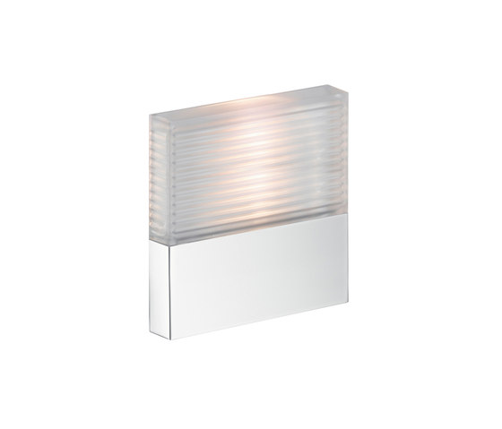 AXOR Starck Organic Lighting module 12 x 12 by AXOR | Bathroom lights
