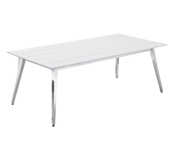Playstone Table by DEDON | Dining tables