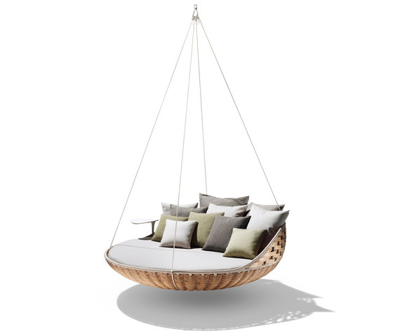 Swingrest Hanging lounger by DEDON | Swings