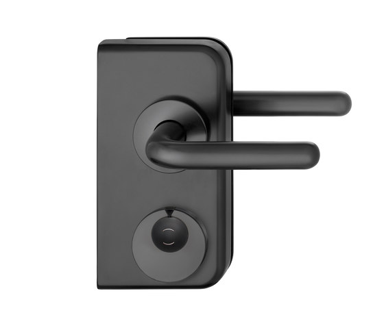 FSB M100 1147 Glass fitting by FSB | Handle sets for glass doors