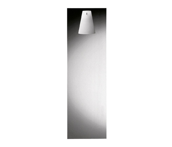 AXOR Starck X Mirror with Lamp by AXOR | Mirrors