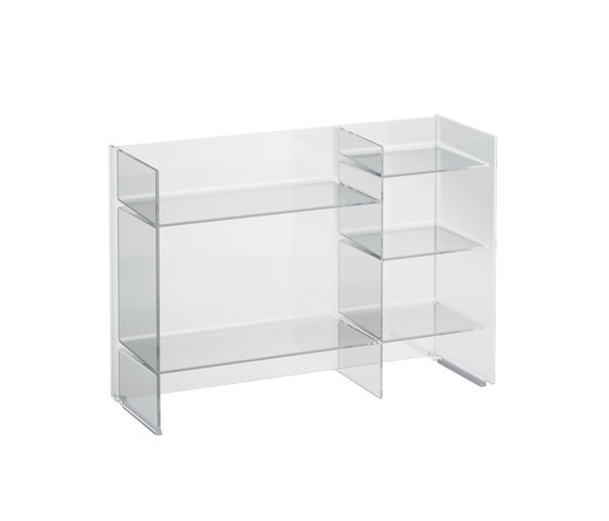 Kartell by LAUFEN | Rack by Laufen | Bath shelving