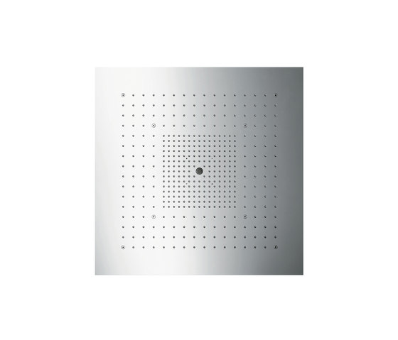 AXOR Starck X ShowerHeaven 72 x 72 DN20 without lighting by AXOR | Shower taps / mixers