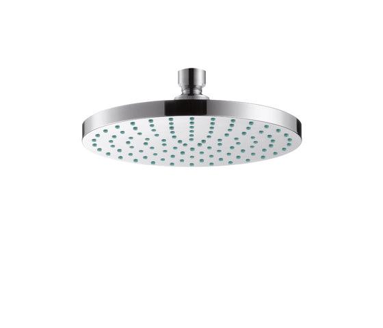 AXOR Starck X Plate Overhead Shower Ø 180mm DN15 by AXOR | Shower controls