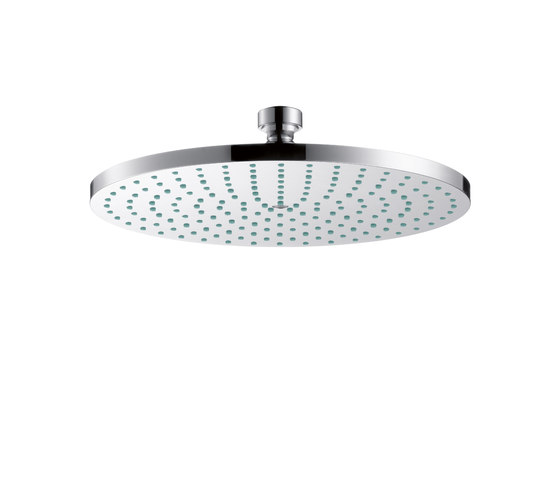 AXOR Starck X Plate Overhead Shower Ø 240mm DN15 by AXOR | Shower taps / mixers