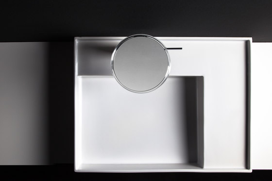 Kartell by LAUFEN | Washbasin by Laufen | Wash basins