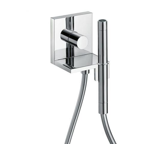 AXOR Starck X Módulo de teleducha con llave de paso de AXOR | Grifería para duchas