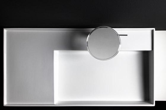 Kartell by LAUFEN | Washbasin by Laufen | Wash basins