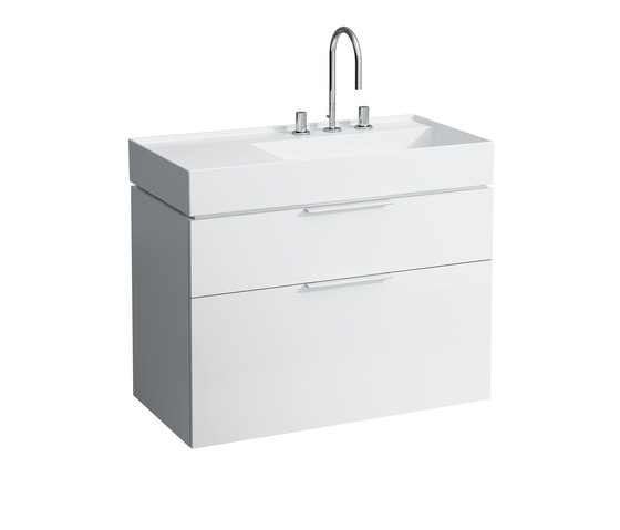 Kartell by LAUFEN | Meuble sous lavabo de Laufen | Meubles sous-lavabo