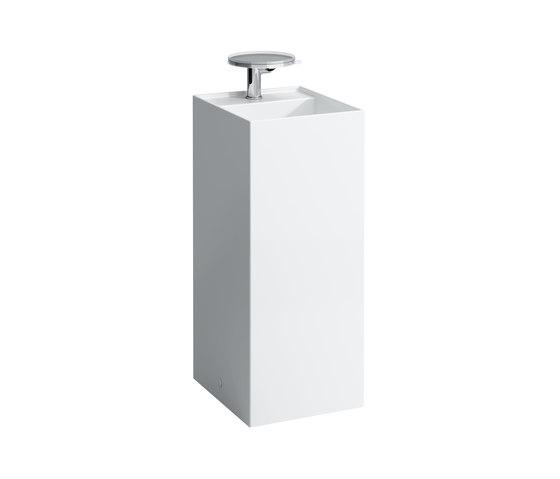 Kartell by LAUFEN | Freestanding washbasin by Laufen | Wash basins
