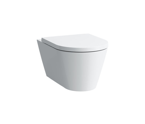 Kartell by LAUFEN | Wall-hung WC, washdown by Laufen | Toilets