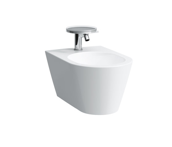 Kartell by LAUFEN | Wall-hung Bidet by Laufen | Bidets