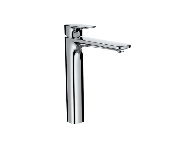 Cityplus | High washbasin mixer by Laufen | Wash-basin taps