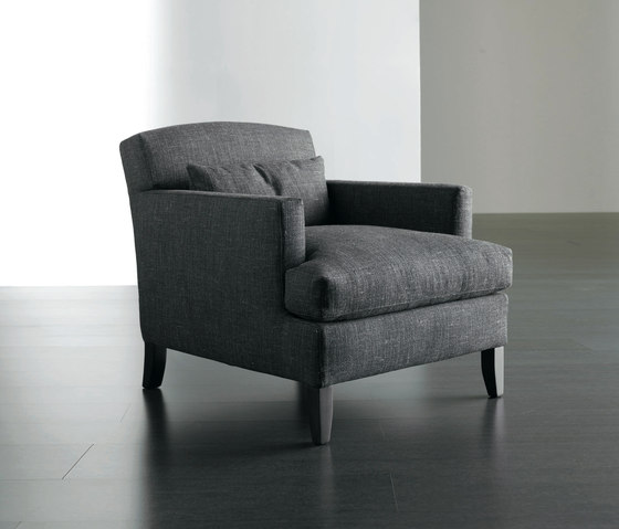 Dellon Armchair by Meridiani | Lounge chairs