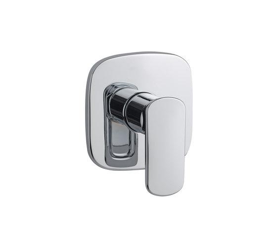 Cityplus | Pre-assembled unit by Laufen | Shower taps / mixers