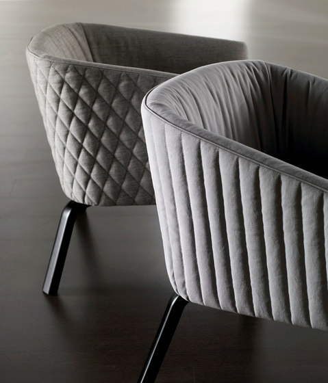 Lolyta Armchair by Meridiani | Lounge chairs