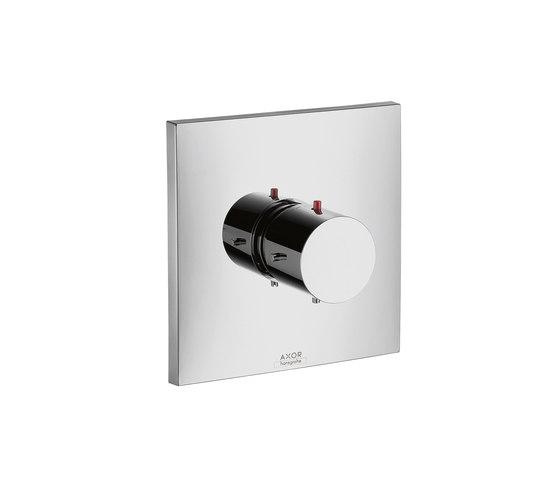 AXOR Starck X Set esterno termostatico ad incasso, di AXOR | Rubinetteria doccia