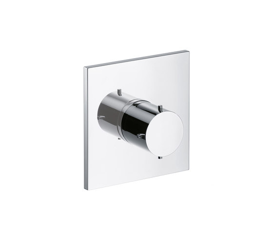 AXOR Starck X Shut-Off Valve for concealed installation DN15|DN20 by AXOR | Shower taps / mixers