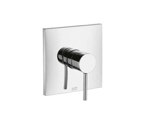 AXOR Starck X Single Lever Shower Mixer for concealed installation by AXOR | Shower taps / mixers