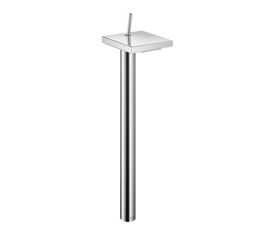 AXOR Starck X Mitigeur lavabo 550 pour vasque libre sans tirette ni vidage de AXOR | Robinetterie pour lavabo