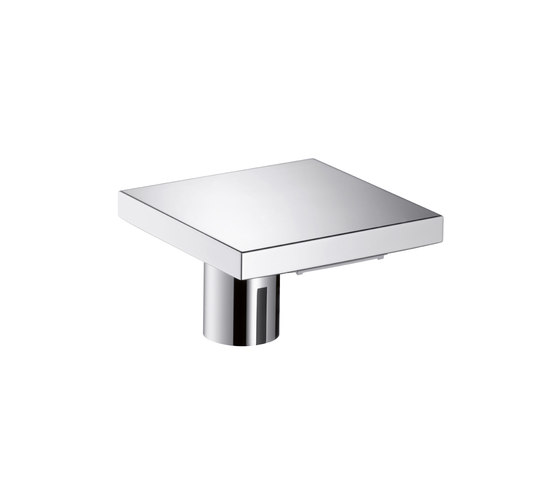 AXOR Starck X Electronic Basin Mixer DN15 with 230V mains connection by AXOR | Wash basin taps