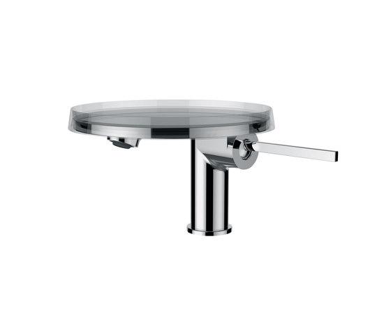 Kartell by LAUFEN | Washbasin mixer disc by Laufen | Wash-basin taps