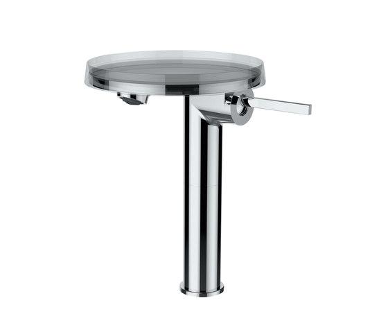 Kartell by LAUFEN | Washbasin mixer disc high by Laufen | Wash-basin taps