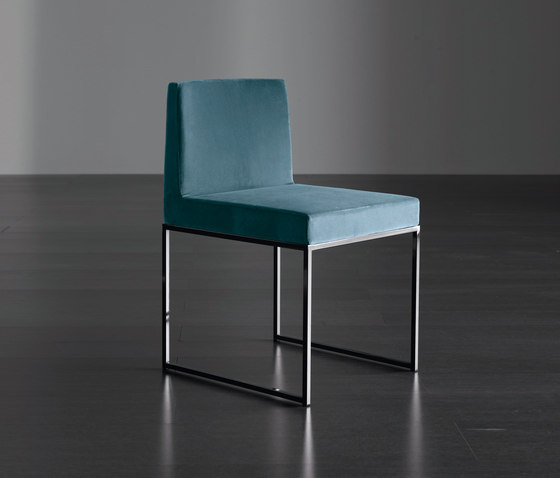 Rider Uno Chair by Meridiani | Restaurant chairs