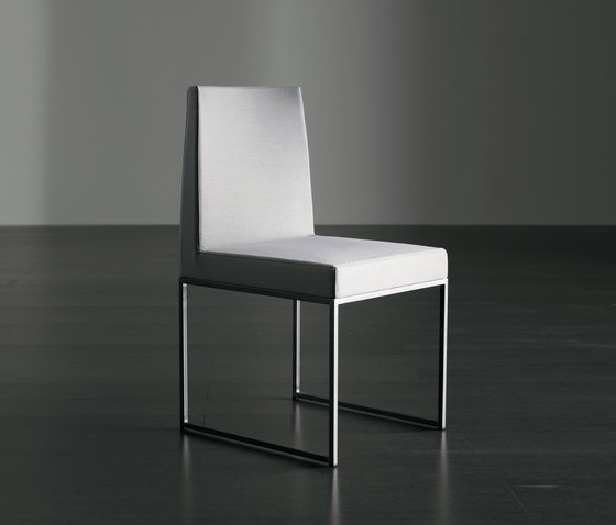 Rider Tre Chair by Meridiani | Restaurant chairs