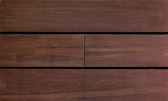 Bamboo X-treme flat side up by MOSO bamboo products | Decking