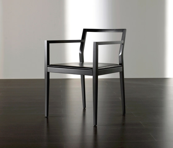 Wilde Due Chair by Meridiani | Restaurant chairs