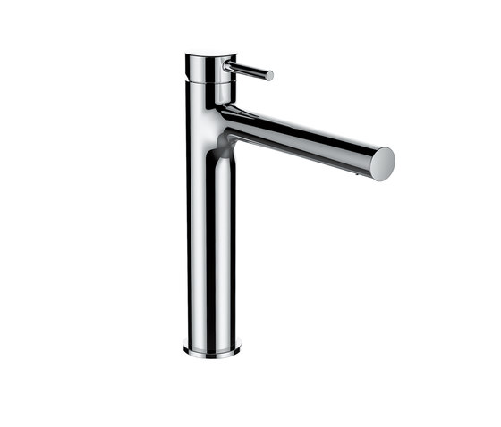 Twinplus | High Washbasin mixer by Laufen | Wash-basin taps