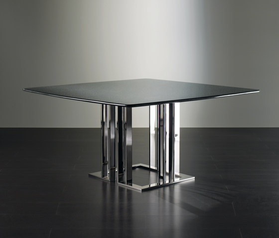 Charlie Table by Meridiani | Restaurant tables