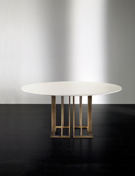 Charlie Table de Meridiani | Tables de repas