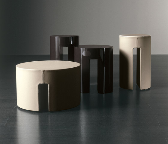 Gong Low Tables by Meridiani | Side tables