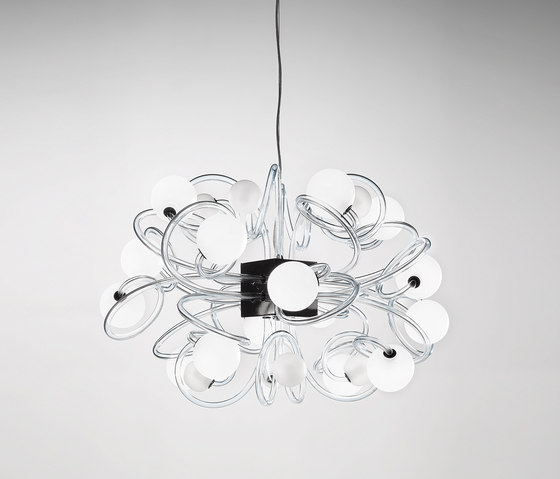 Bon Ton Hanging Lamp by ITALAMP | General lighting