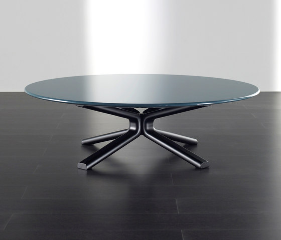 Miller Low table by Meridiani | Lounge tables
