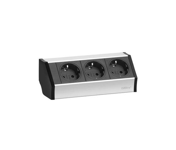 V-Dock CUISINE by EVOline   Socket outlets