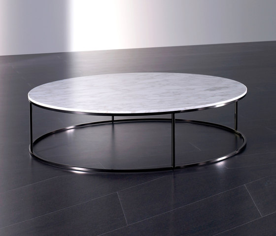 Blom Low table by Meridiani | Lounge tables