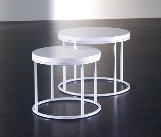 Blom Low table by Meridiani | Side tables