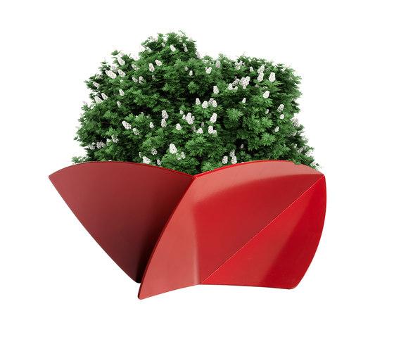Dialog planter di Vestre | Vasi piante