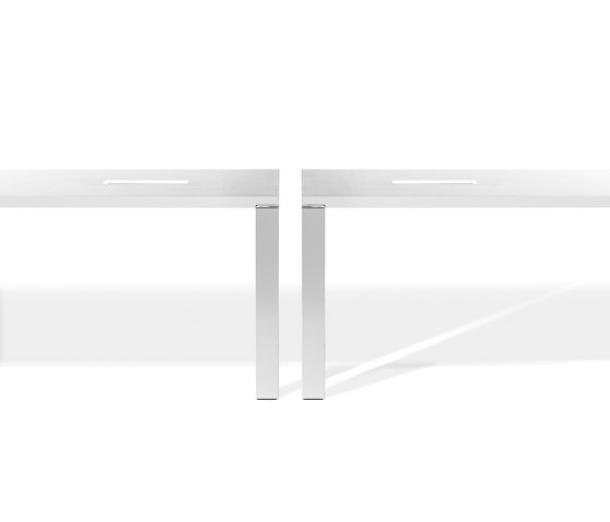 iONE Conference desk by LEUWICO | Meeting room tables
