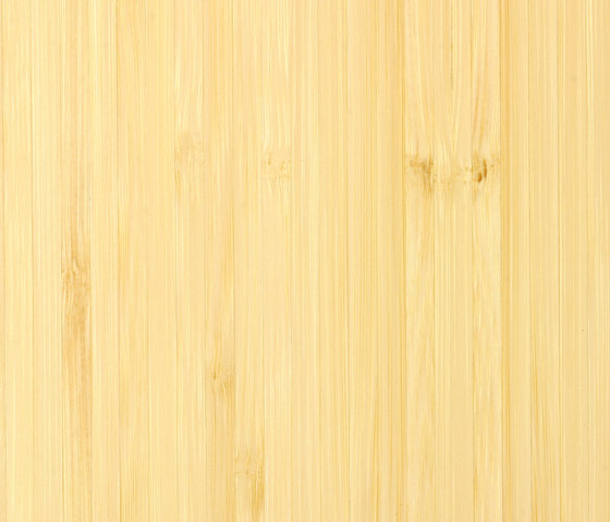 Veneer sidepressed natural by MOSO bamboo products | Bamboo veneers