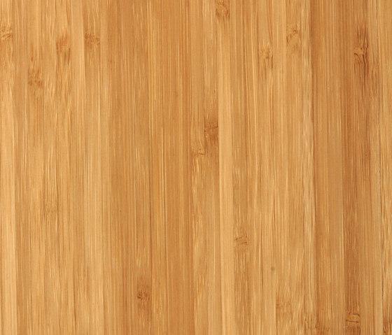 Veneer sidepressed caramel by MOSO bamboo products | Bamboo veneers