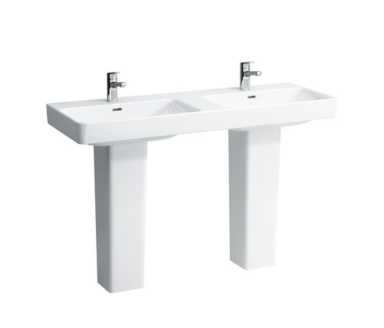 LAUFEN Pro S | Vanity unit double by Laufen | Wash basins