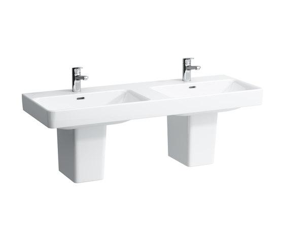 LAUFEN Pro S | Doppelwaschtisch, unterbaufähig von Laufen | Waschtische