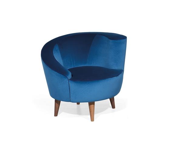 Nautilus Armchair by Vladimir Kagan | Lounge chairs